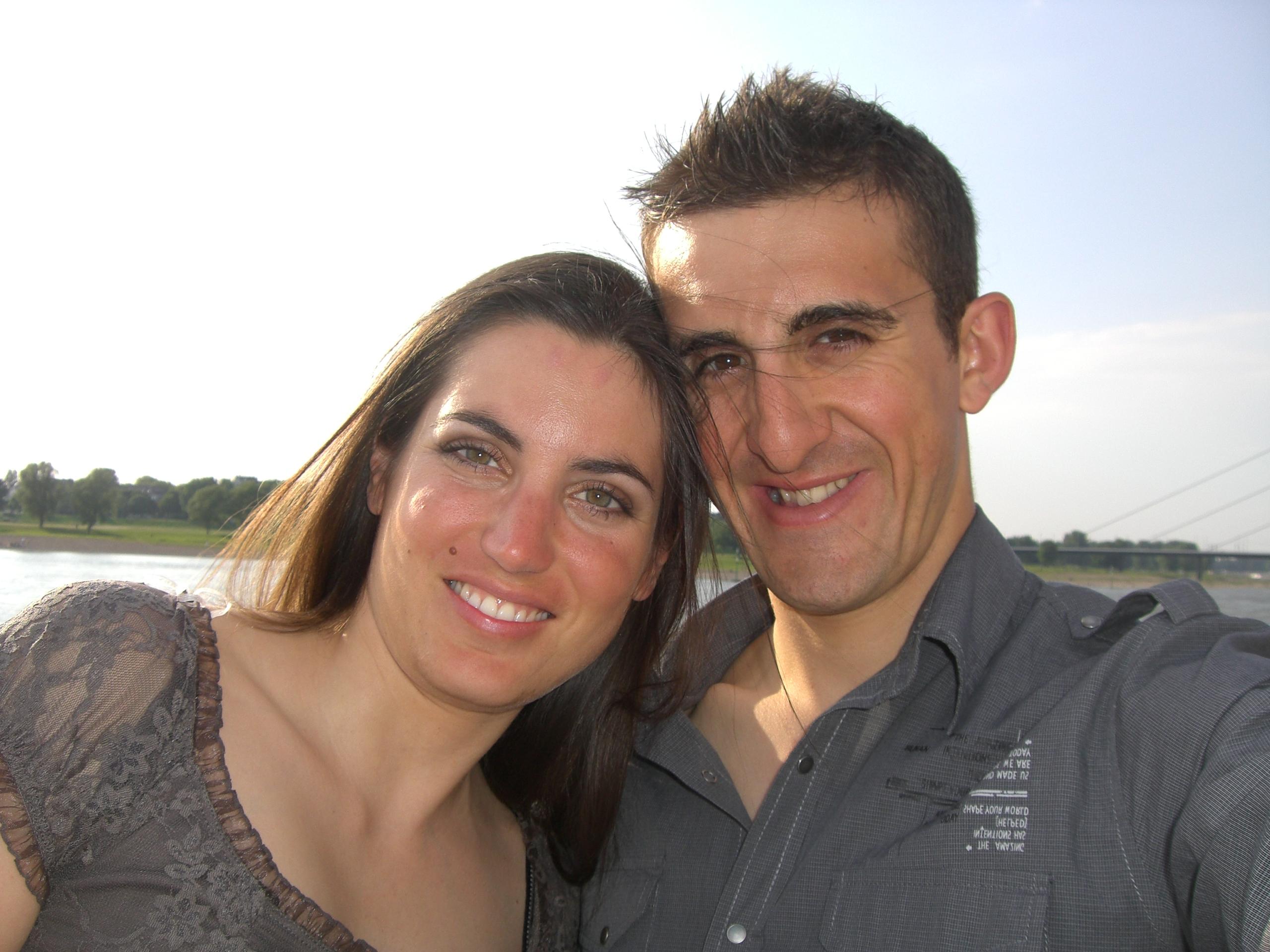 Anja and Sylvain